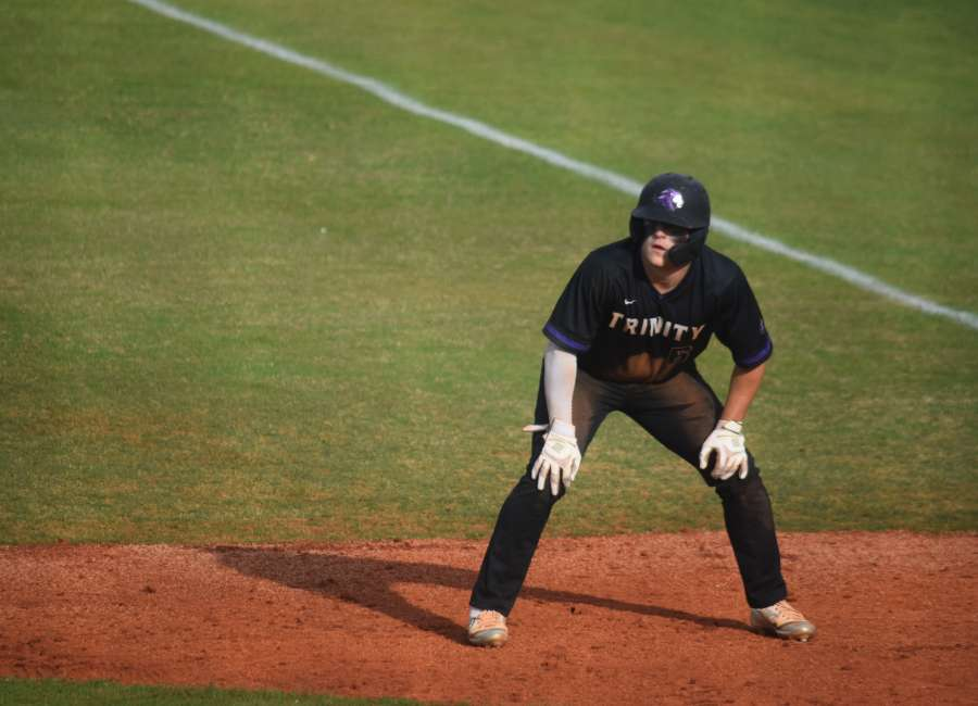 Smith's walk off gives Trinity win in 13th.