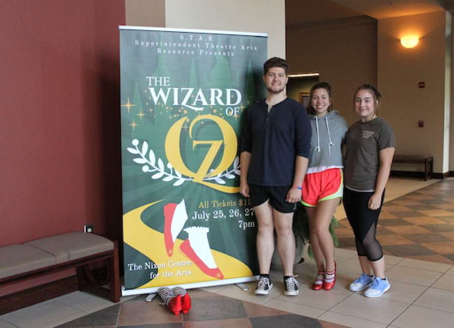 Student STARs prep for 'Wizard of Oz'