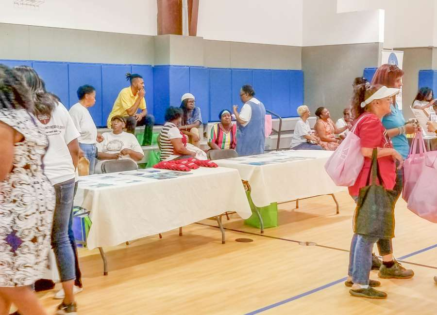 Yeager Road Community Resource Center hosts inaugural family & health expo